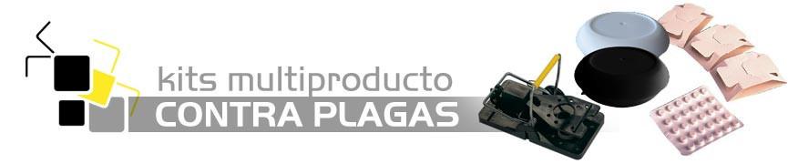 Kits multiproducto contra plagas, cucarachas, hormigas, insectos...